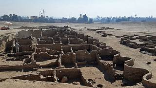 "Egypt uncovers ""largest"" ancient city buried under the sands"