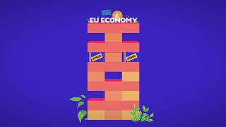 How is the EU helping Europe recover from the COVID-19 pandemic?
