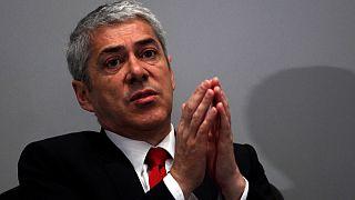 Antigo primeiro-ministro de Portugal (2005 e 2011) em maio de 2011