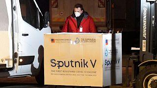 Russia's Sputnik V coronavirus vaccine