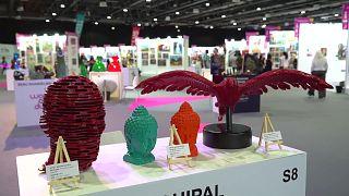 معرض الفن الرقمي في دبي - الغمارات العربية المتحدة