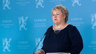 ارنا سولبرگ، نخست وزیر نروژ