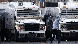شورش در ایرلند شمالی