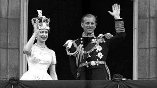H Bρετανία αποχαιρετά τον πρίγκιπα Φίλιππο