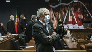 ژوزه سوکراتش در دادگاه