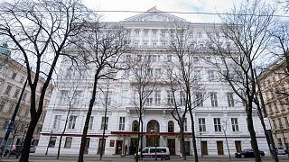 هتل امپریال وین محل برگزاری گفتگوها میان ایران و شرکای برجامی