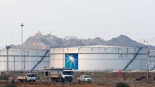 منابع نفتی شرکت سعودی آرامکو