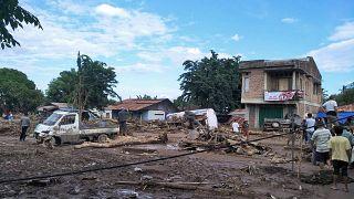 شهدت إندونيسا خلال الأسبوع الماضي فيضانات قوية أيضاً