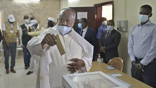 Djibouti President Guelleh wins election with 98%, provisional results