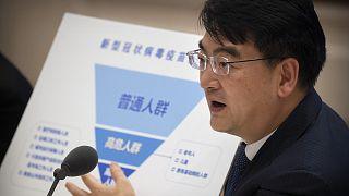 Çin Ulusal Sağlık Komisyonu Tıp Bilimi ve Teknolojisi Geliştirme Merkezi Direktörü Zheng Zhongwei