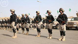 القوات الملكية السعودية (أرشيف)