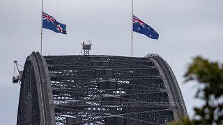 تنكيس الأعلام الوطنية في أستراليا حدادا على وفاة الأمير فيليب