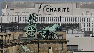 Charité in Berlin - ARCHIV