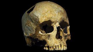 فسیل جمجمه انسانهای پیشین
