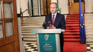 رئيس وزراء إيرلندا مايكل مارتن