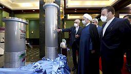 L'Iran lance la production d'une centaine de nouvelles centrifugeuses interdites