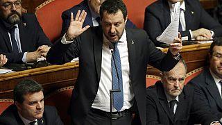 Ιταλία: «Να μην δικαστεί ο Ματέο Σαλβίνι» λέει η εισαγγελέας