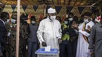 Tchad : début du scrutin présidentiel, Idriss Deby Itno a voté