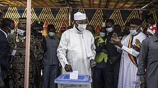 Chad's President Deby seeks to extend 30-year rule in election