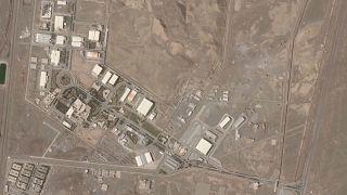 Le site nucléaire iranien de Natanz.