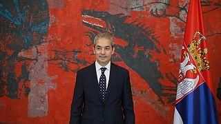 Türkiye'nin Belgrad Büyükelçisi Hami Aksoy