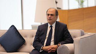 جهاد أزعور مدير منطقة الشرق الأوسط في صندوق النقد الدولي