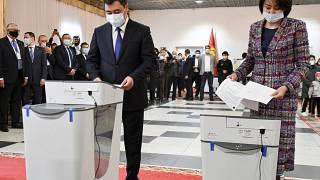 Kyrgyzstan voters back new constitution increasing president's power