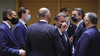 قادة الاتحاد الأوروبي