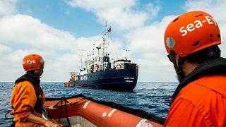 Alan Kurdi in navigazione