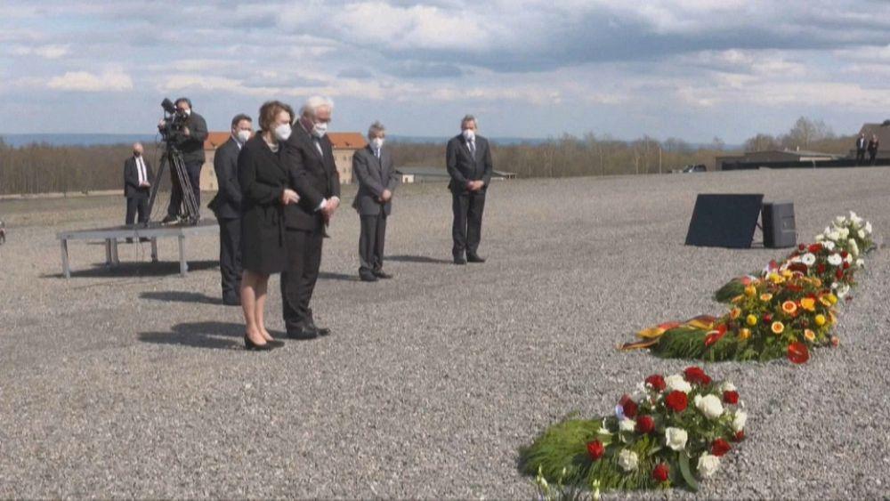 """""""A rengeteg áldozatával Buchenwald megtestesíti a nácik barbárságát"""""""
