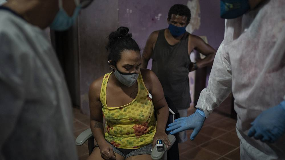 Brazil's virus outlook darkens as contagious variant sweeps country amid vaccine delays