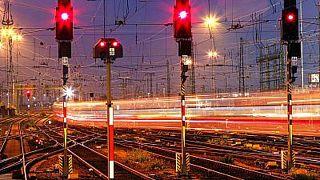 قطار شبانه اروپا