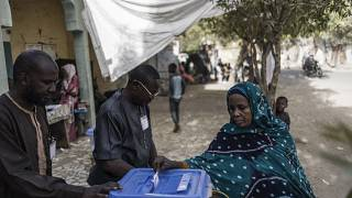 African Union praises Chad's 'peaceful' presidential election