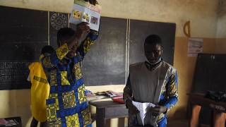 Benin election: Ballots counted in vote where opposition sidelined