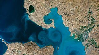 NASA'nın Van Gölü fotoğraflı finale kaldı