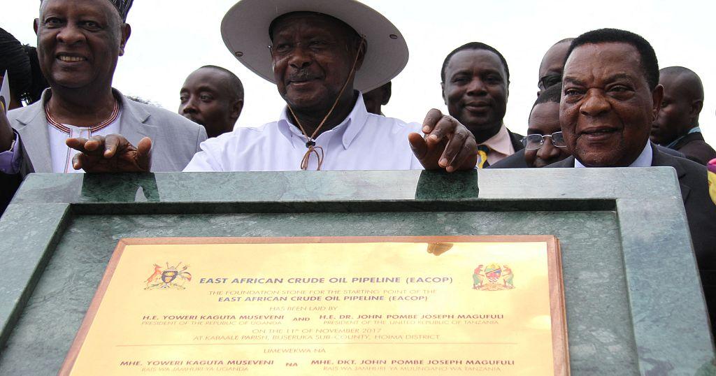 Ouganda-Tanzanie : accord relatif à la construction d'un pipeline