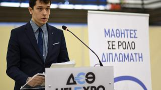 Ο Κωνσταντίνος Μαρκόπουλος
