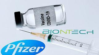 Pfizer/BionTech aşısı