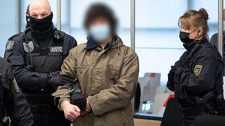 Suriyeli katil zanlısı göçmen mahkemede