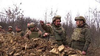 El despliegue ruso en la frontera con Ucrania reactiva la tensión en el Donbás