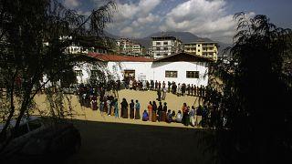 Bhutans Covid-19-Impfaktion war von Anfang an schnell