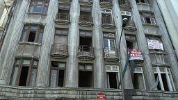 Sismos em Bucareste. Prédios danificados ameaçam milhares de vidas