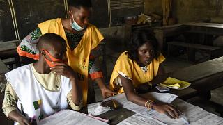 Ballot counting underway after tense election in Benin