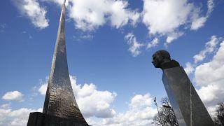 L'hommage de la Russie à Youri Gagarine, 60 ans après son voyage dans l'espace