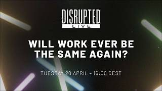 The event will be streamed live at 16:00 CEST