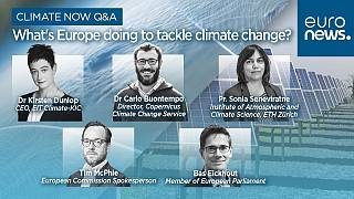 Join our Climate Now debate on Friday where we will discuss what is being done in the fight against climate change