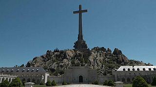 Valle de los Caidos, Spanien