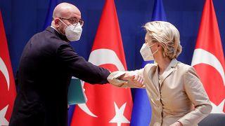 Sofagate was an embarrasing episode for the EU leaders
