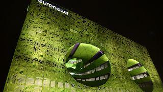 Штаб-квартира Euronews в Лионе