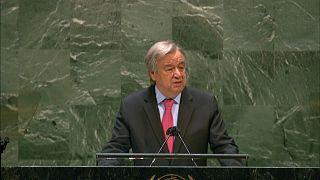 A globális vakcinarés veszélyeire figyelmeztet az ENSZ főtitkára